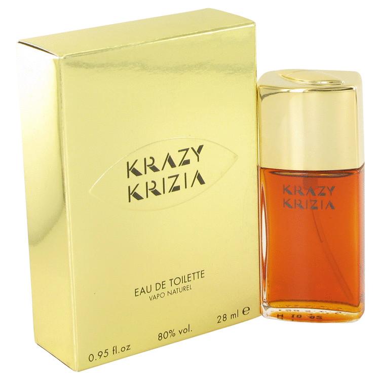Krazy Krizia Perfume 28 ml Eau De Toilette Purse Spray for Women