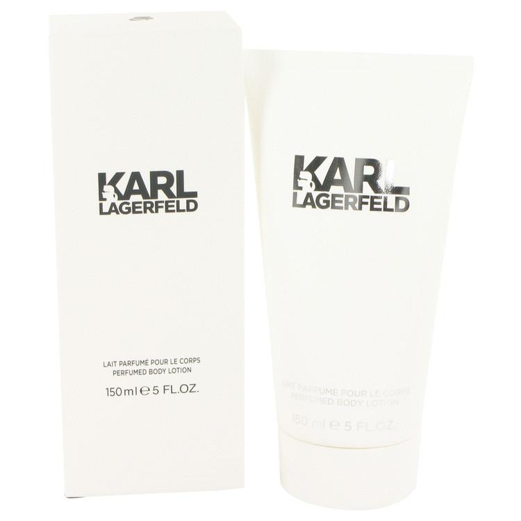 Karl Lagerfeld by Karl Lagerfeld for Women Body Lotion 5 oz