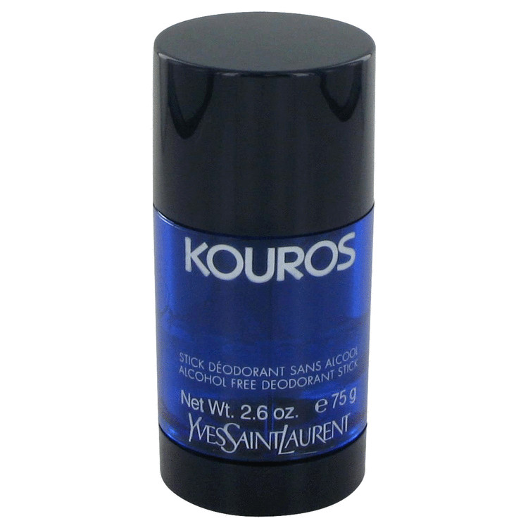 KOUROS by Yves Saint Laurent Deodorant Stick 2.6 oz for Men