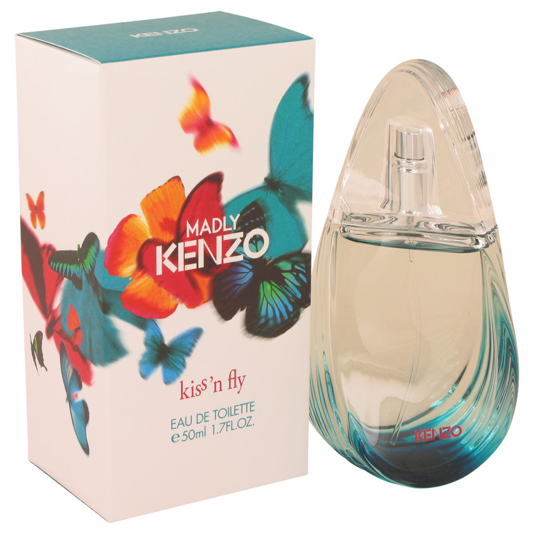Kenzo Madly Kiss N Fly Perfume by Kenzo 50 ml EDT Spay for Women