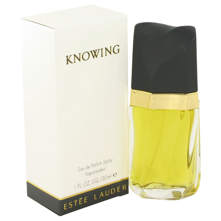 Knowing Perfume by Estee Lauder 30 ml Eau De Parfum Spray for Women