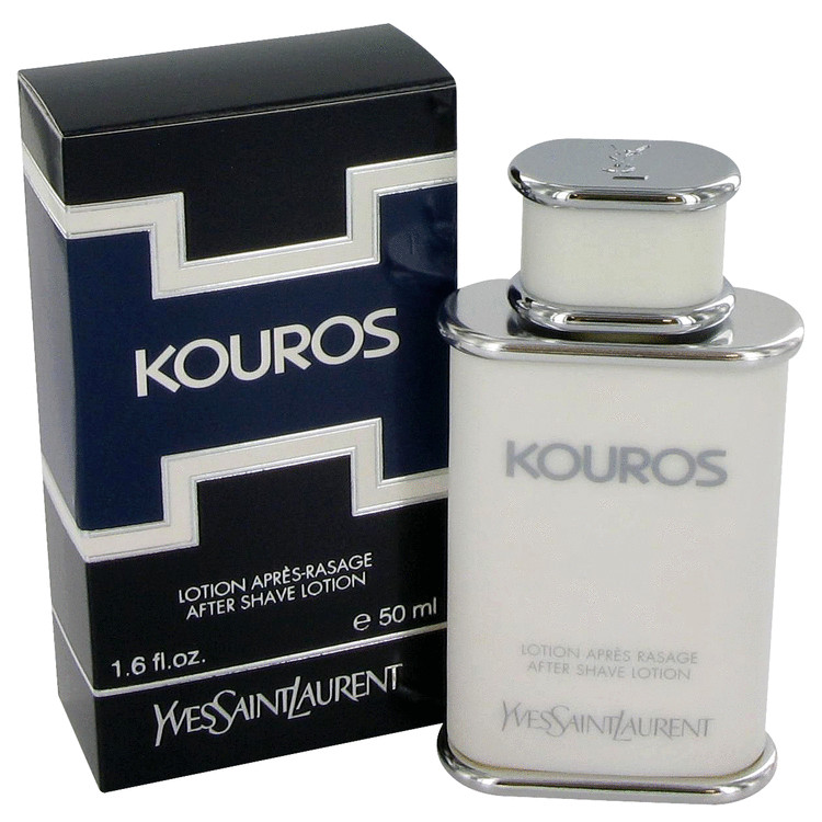 Kouros After Shave by Yves Saint Laurent 1.6 oz After Shave for Men