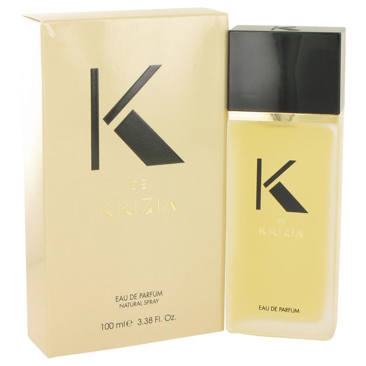 K De Krizia Perfume 3.3 oz EDP Spray (New Packaging) for Women