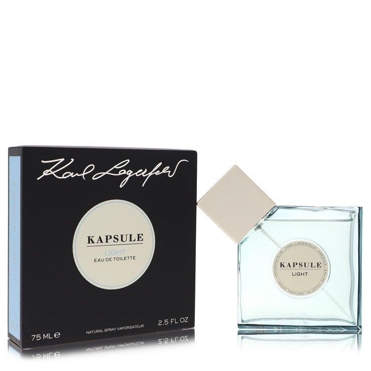 Kapsule Light Perfume by Karl Lagerfeld 75 ml EDT Spay for Women