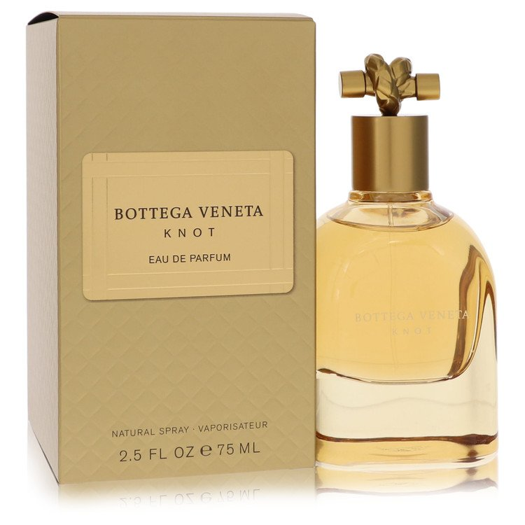 Knot by Bottega Veneta –  Eau De Parfum Spray 2.5 oz 75 ml for Women