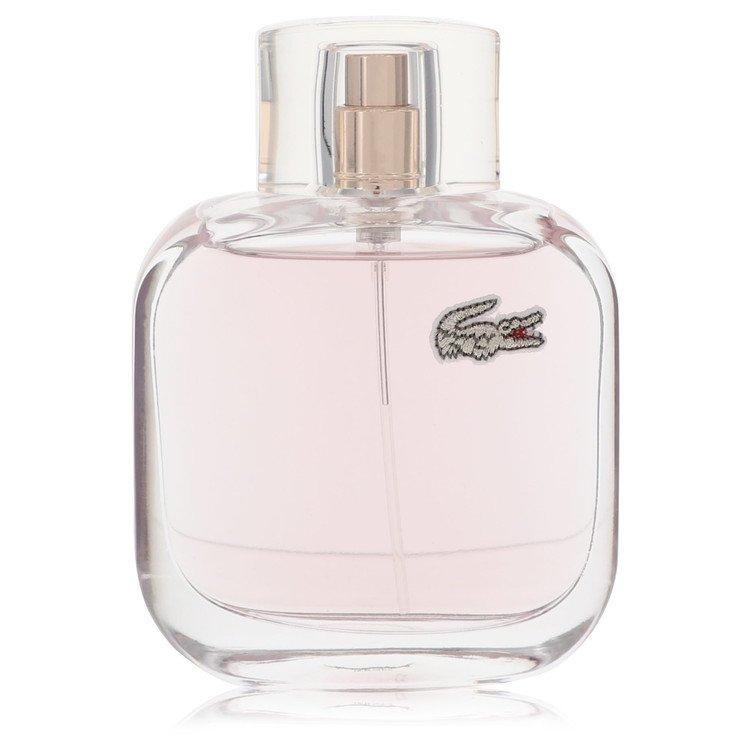 Lacoste Eau De Lacoste L.12.12 Elegant by Lacoste for Women Eau De Toilette Spray (Tester) 3 oz