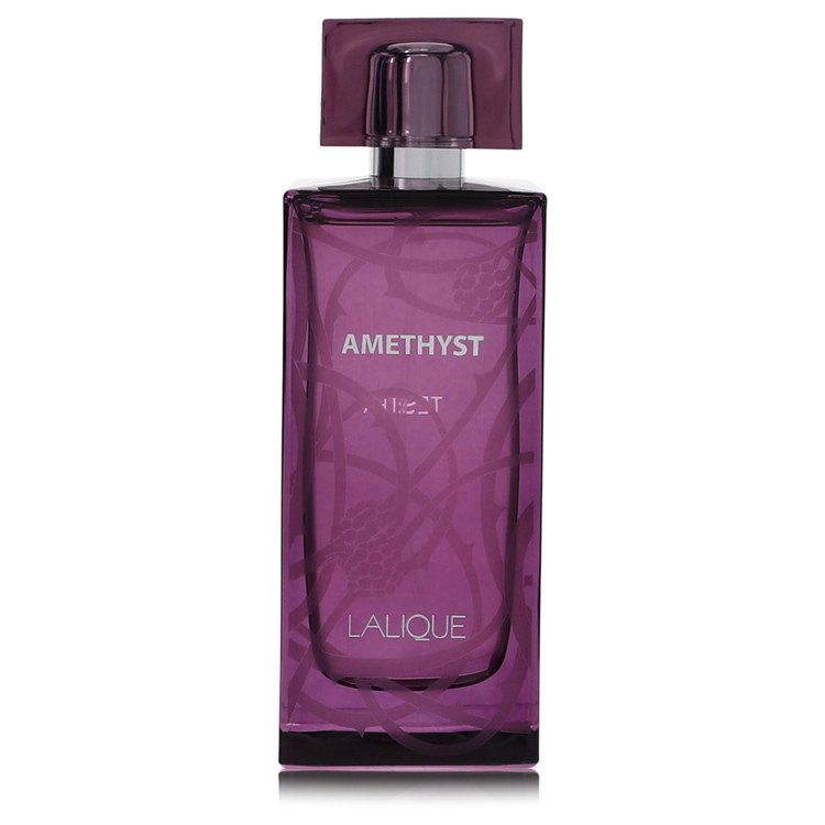 Lalique Amethyst Perfume 100 ml Eau De Parfum Spray (Tester) for Women