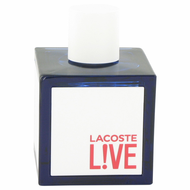 Lacoste Live Cologne by Lacoste 100 ml EDT Spray(Tester) for Men