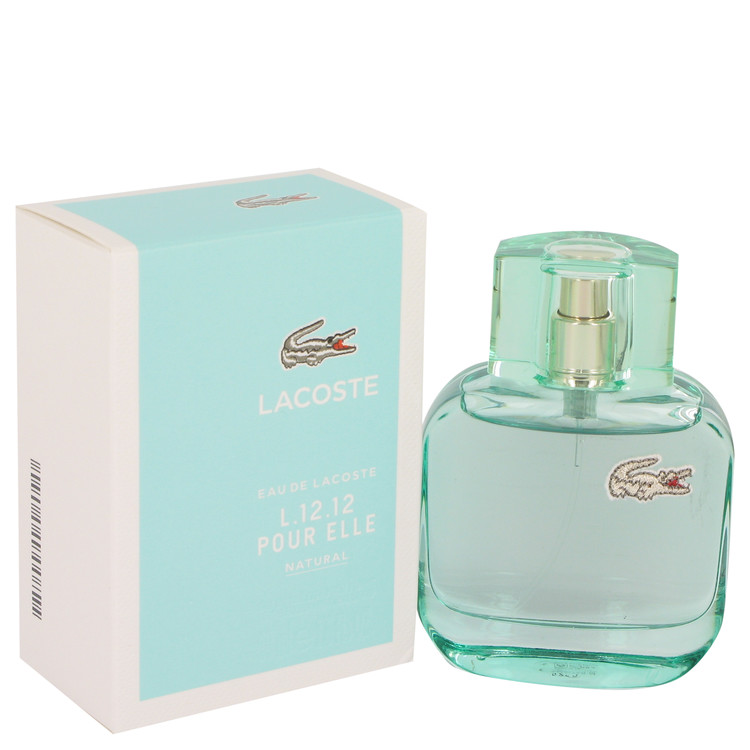 Lacoste Eau De Lacoste L.12.12 Natural Perfume 50 ml EDT Spay for Women