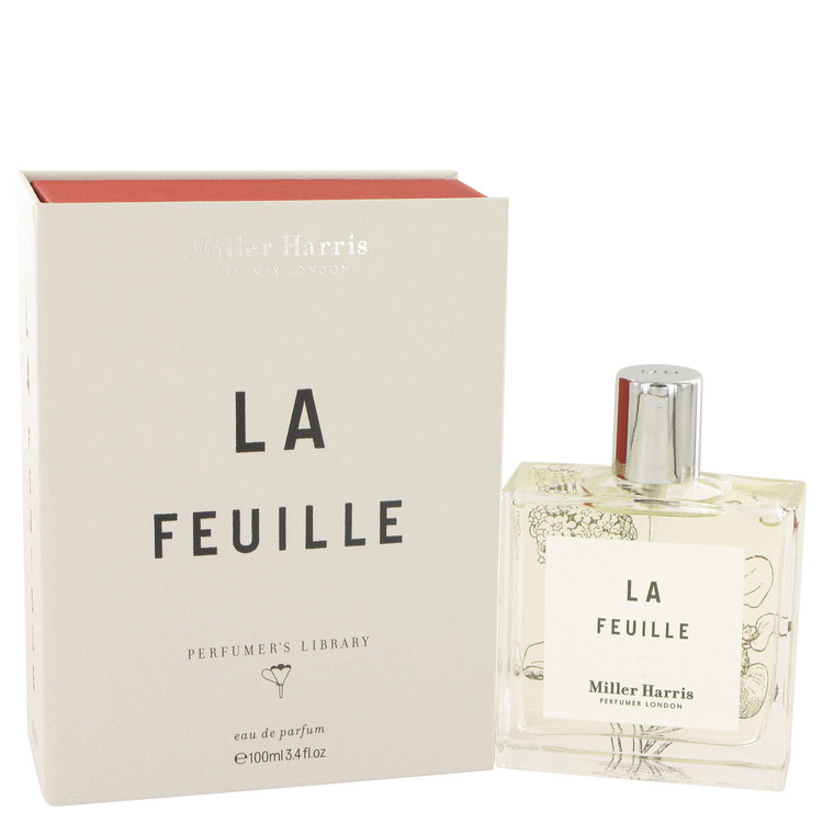 La Feuille Perfume by Miller Harris 100 ml EDP Spay for Women