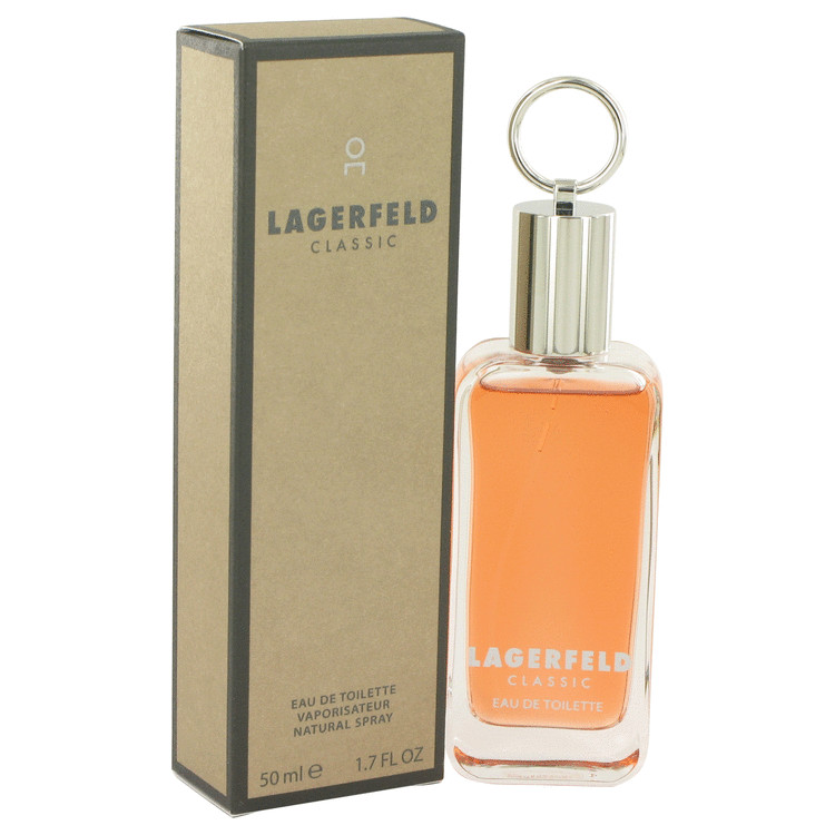 Lagerfeld Cologne by Karl Lagerfeld 50 ml EDT Spay for Men