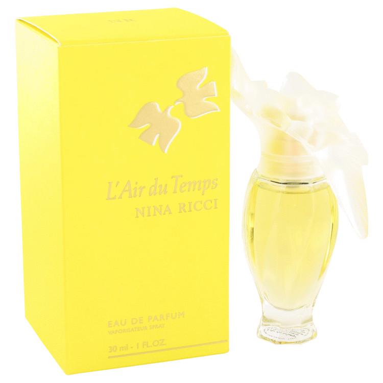 L'air Du Temps Perfume 30 ml Eau De Parfum Spray with Bird Cap for Women