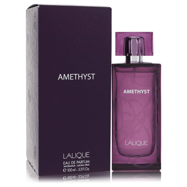 Lalique Amethyst by Lalique – Eau De Parfum Spray 3.4 oz (100 ml) for Women