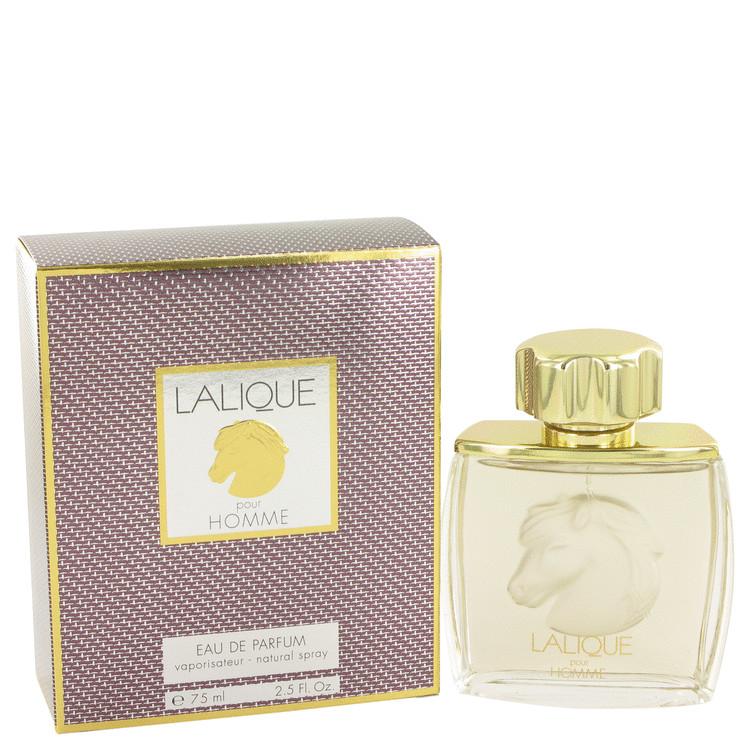 Lalique Cologne 75 ml Eau De Parfum Spray (Horse Head) for Men