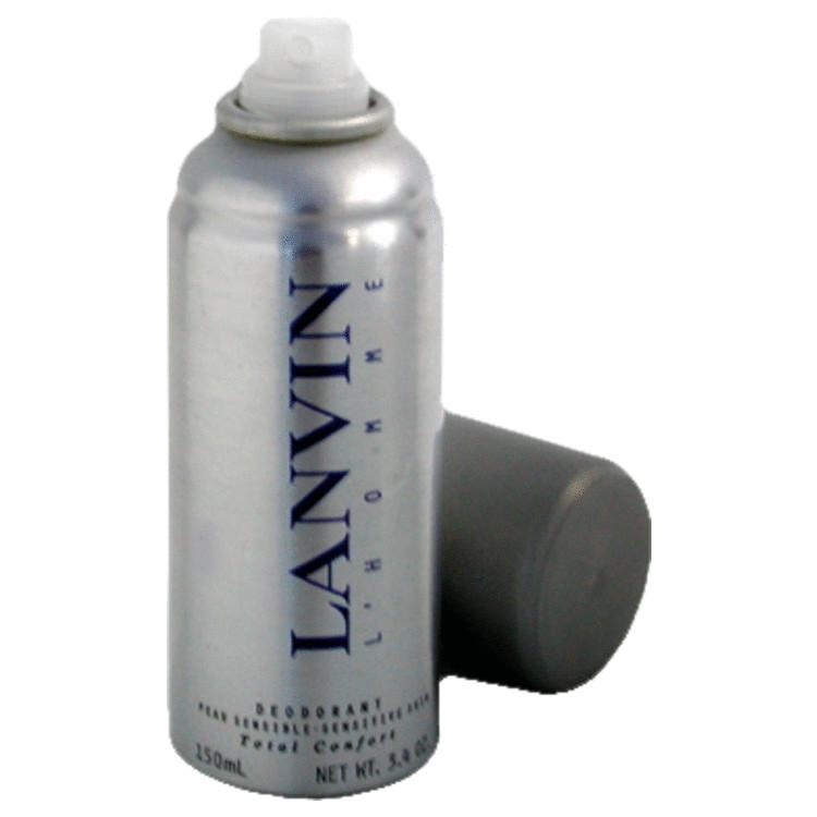 Lanvin Deodorant by Lanvin 3.4 oz Deodorant Spray (Can) for Men
