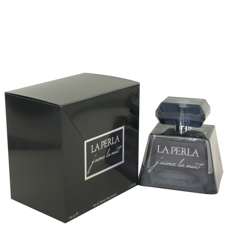 La Perla J\'aime La Nuit by La Perla for Women Eau De Parfum Spray 3.4 oz