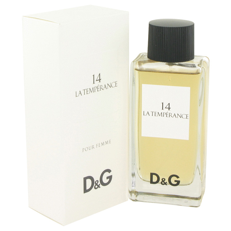La Temperance 14 Perfume by Dolce & Gabbana 100 ml EDT Spay for Women