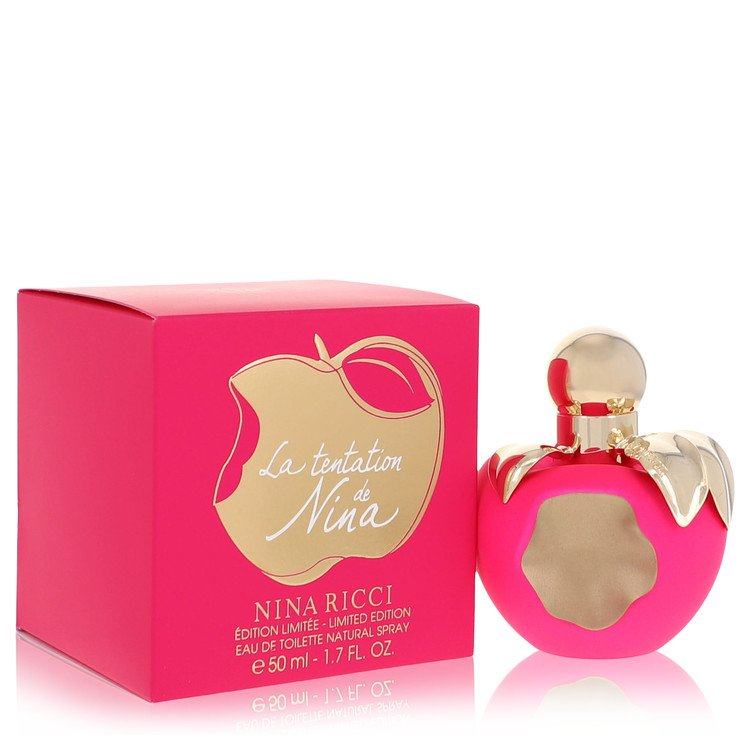 La Tentation De Nina Ricci Perfume 50 ml Eau De Toilette Spray (Limited Edition) for Women