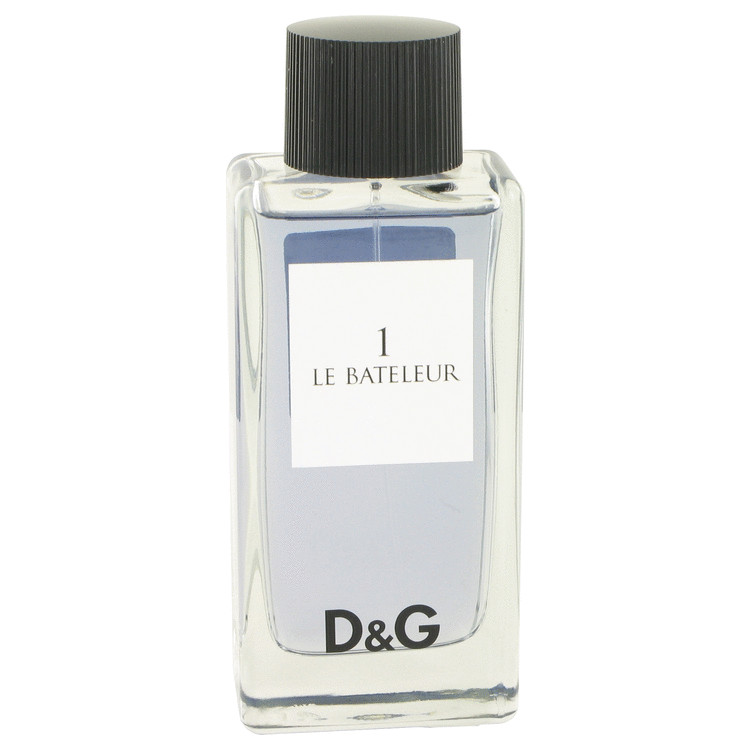 Le Bateleur 1 by Dolce & Gabbana for Men Eau De Toilette Spray (Tester) 3.3 oz