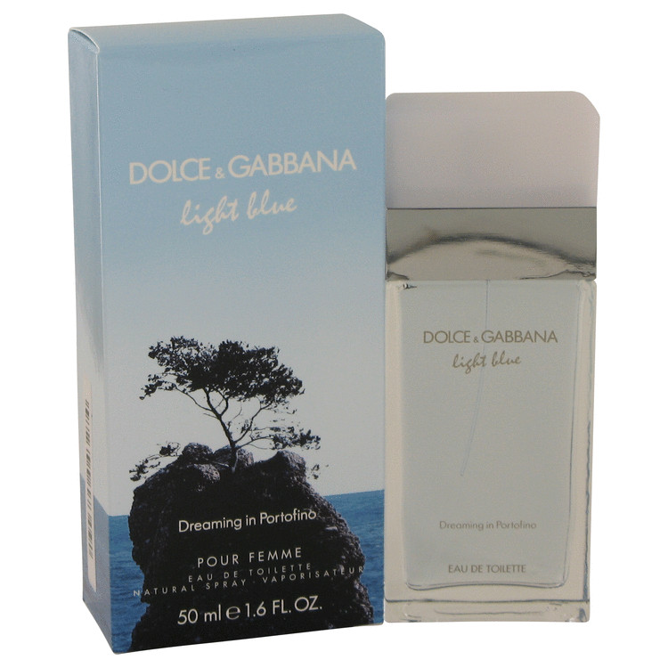 Light Blue Dreaming In Portofino Perfume 1.6 oz EDT Spray (unboxed) for Women