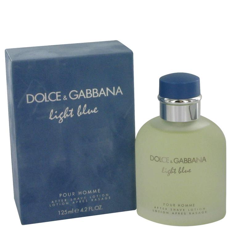 Light Blue After Shave by Dolce & Gabbana 4.2 oz After Shave for Men
