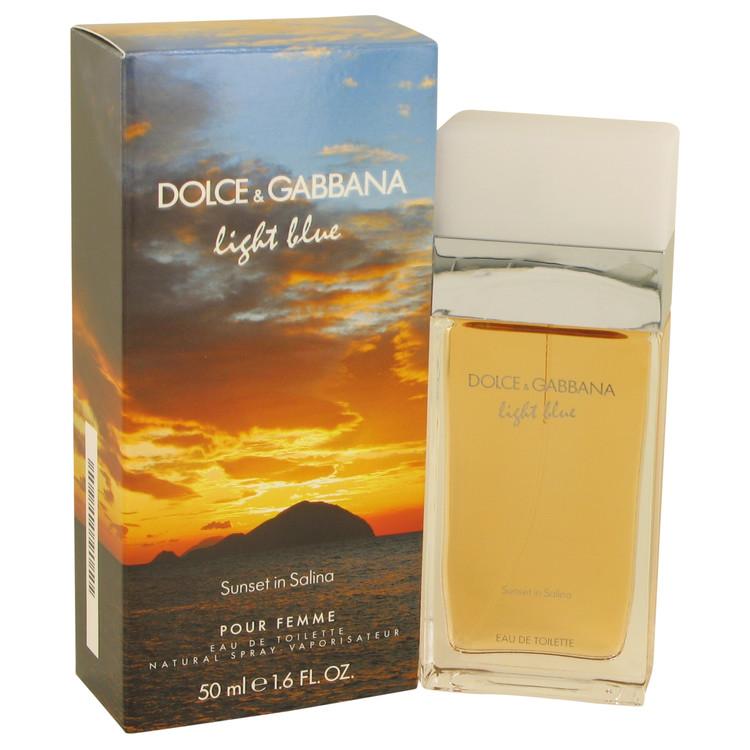 Light Blue Sunset In Salina Perfume 50 ml EDT Spay for Women