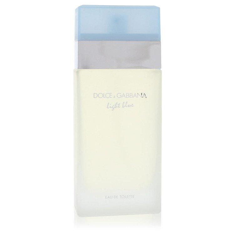 Light Blue by Dolce & Gabbana for Women Eau De Toilette Spray (Tester) 3.4 oz