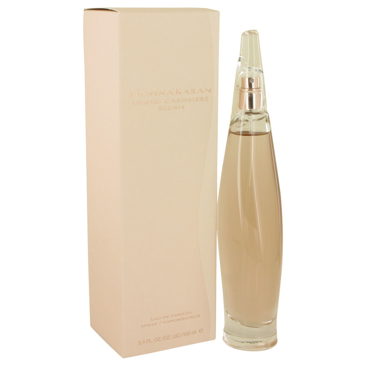Liquid Cashmere Blush Perfume by Donna Karan 100 ml EDP Spay for Women