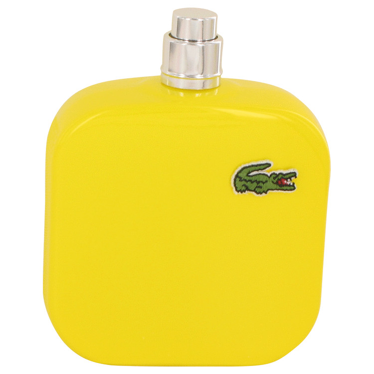 Lacoste Eau De Lacoste L.12.12 Jaune Cologne 100 ml EDT Spray(Tester) for Men