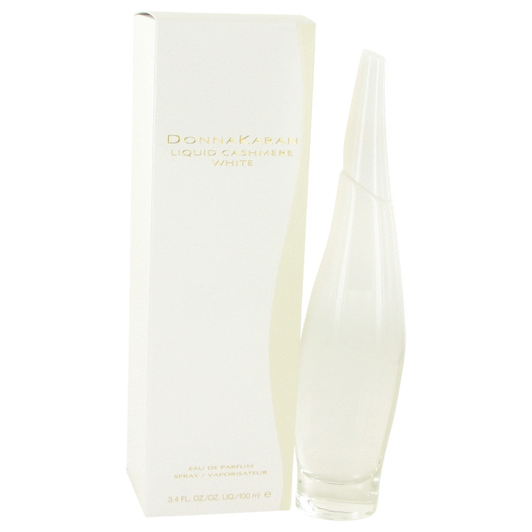 Liquid Cashmere White Perfume by Donna Karan 100 ml EDP Spay for Women
