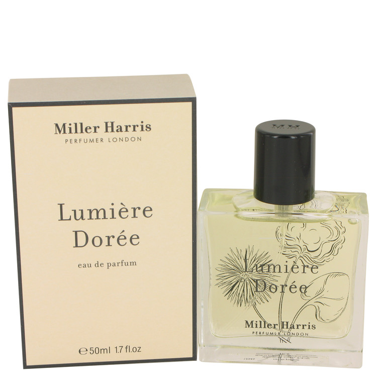 Lumiere Doree Perfume by Miller Harris 50 ml EDP Spay for Women