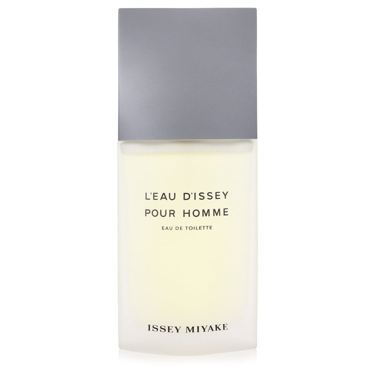 L'eau D'issey (issey Miyake) Cologne 125 ml EDT Spray(Tester) for Men