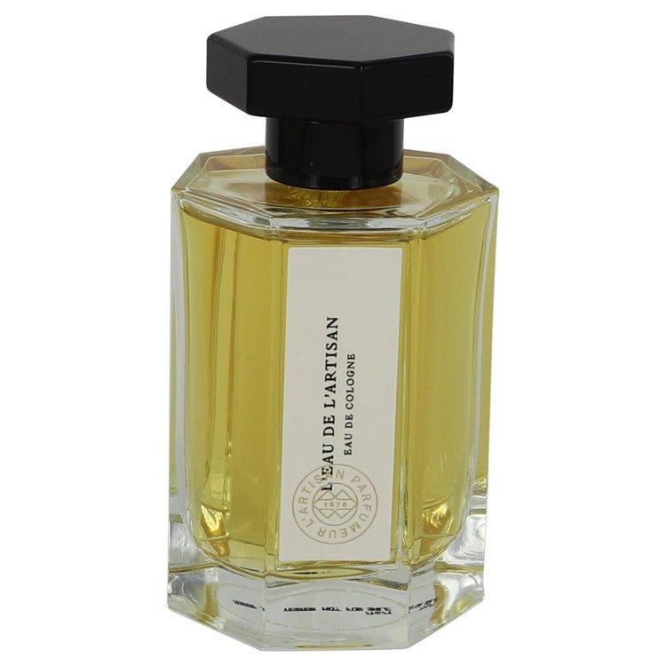 L'eau De L'artisan by L'artisan Parfumeur for Men Eau De Cologne Spray (Tester) 3.4 oz