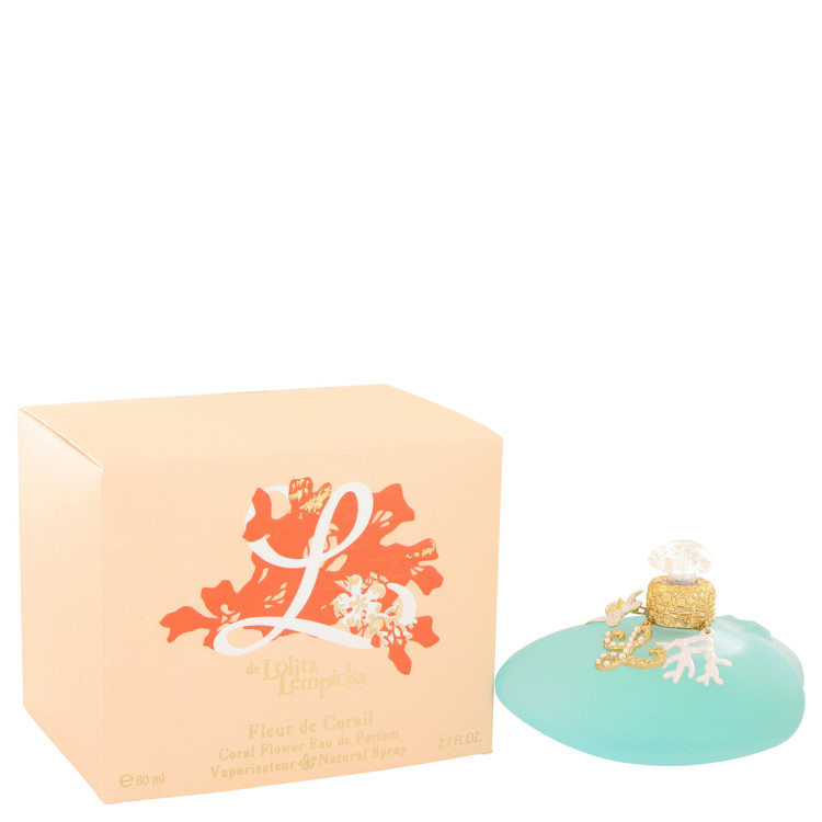 L De Lolita Lempicka Fleur De Corail Perfume 80 ml EDP Spay for Women