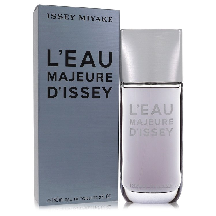 L'eau Majeure D'issey by Issey Miyake for Men Eau De Toilette Spray 5 oz