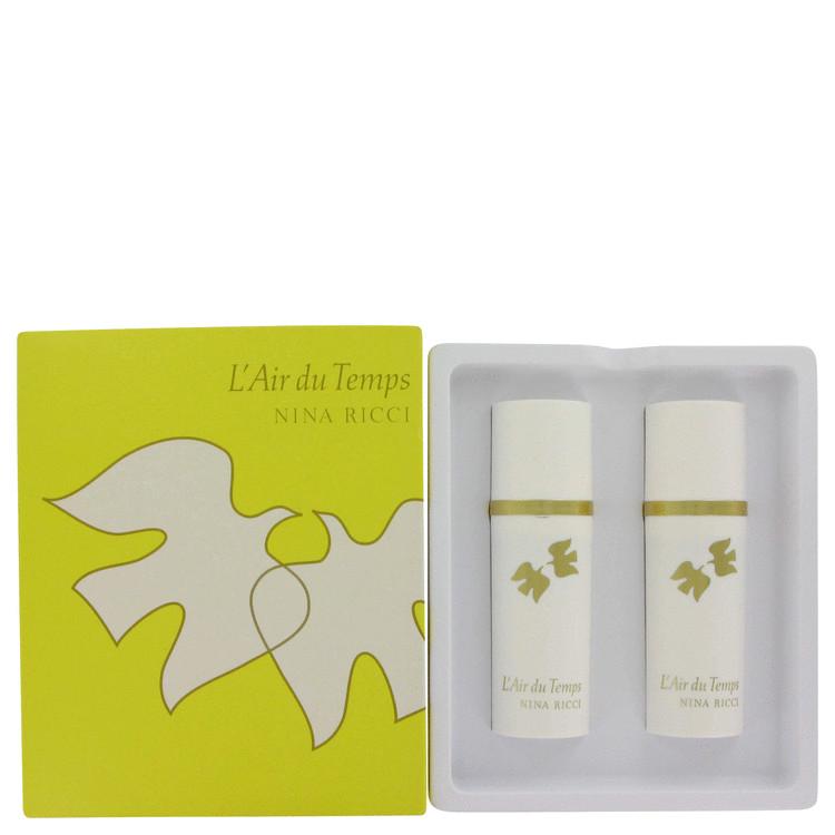 L'air Du Temps Gift Set -- Gift Set - (2) 1oz Eau De Toilette Sprays for Women
