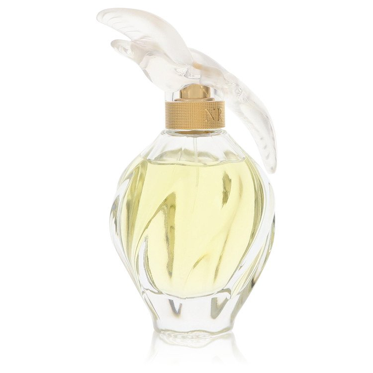 L\'AIR DU TEMPS by Nina Ricci for Women Eau De Toilette Spray With Bird Cap (Tester) 3.4 oz