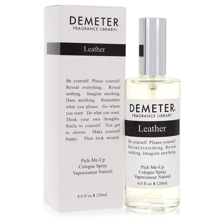 Demeter Leather Perfume by Demeter 120 ml Cologne Spray for Women