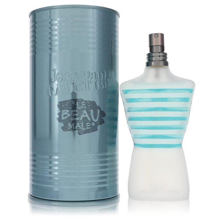 Jean Paul Gaultier Le Beau Cologne 125 ml Eau De Toilette Fraicheur Intense Spray for Men