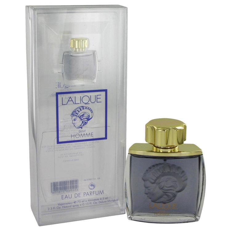 Lalique Le Faune Cologne 2.5 oz EDP Spray with Free Mini for Men