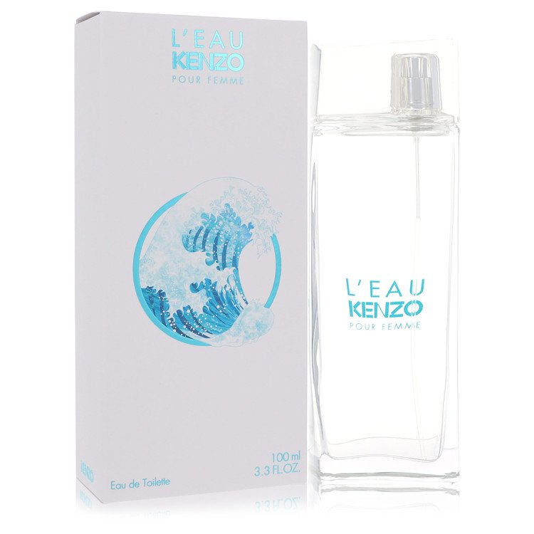 L'eau Kenzo Perfume by Kenzo 100 ml Eau De Toilette Spray for Women