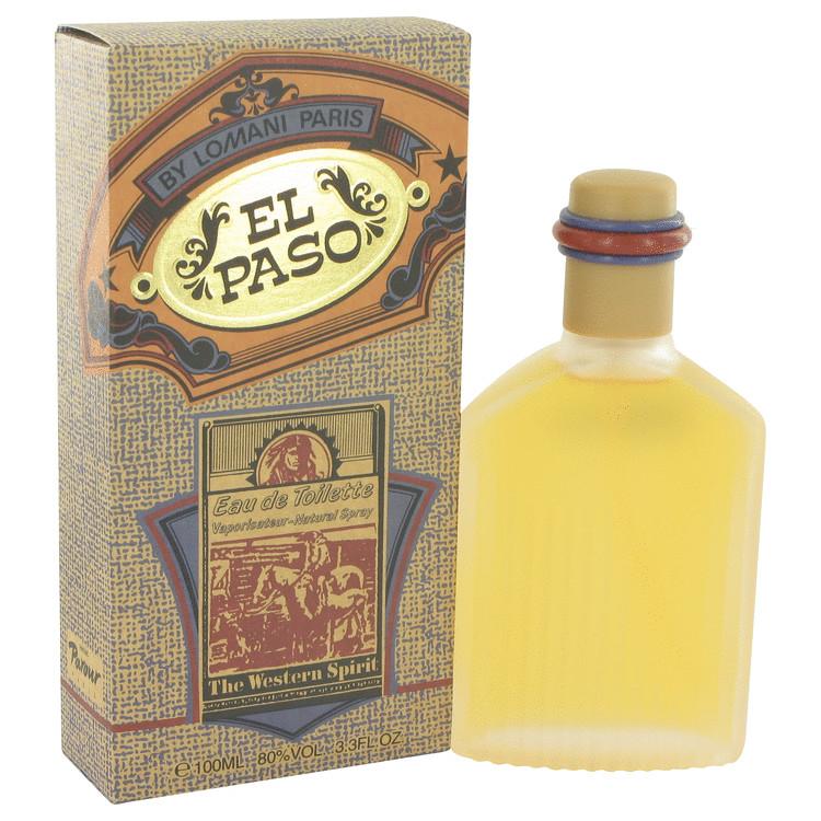 Lomani El Paso Cologne by Lomani 100 ml Eau De Toilette Spray for Men