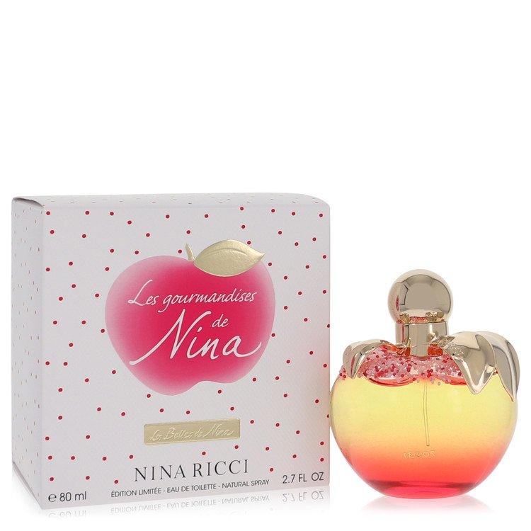 Les Gourmandises De Nina Perfume 80 ml Eau De Toilette Spray (Limited Edition) for Women