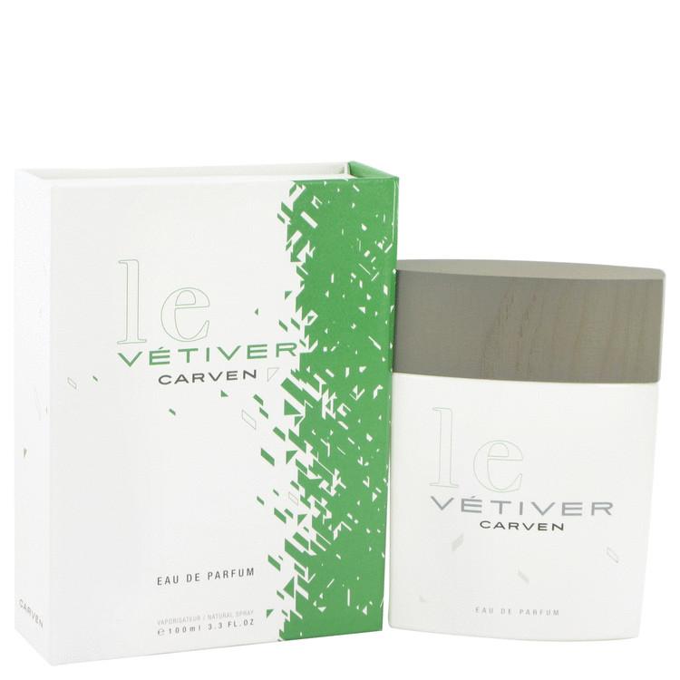 Le Vetiver Cologne by Carven 100 ml Eau De Parfum Spray for Men