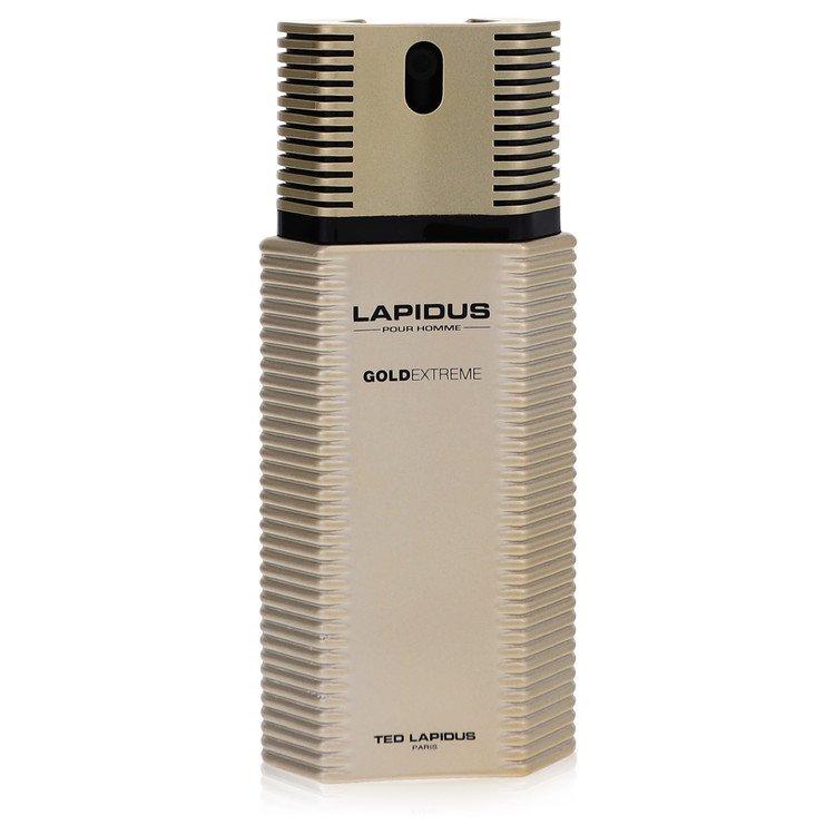 Lapidus Gold Extreme Cologne 100 ml EDT Spray(Tester) for Men