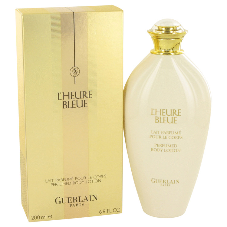Lheure Bleu Body Lotion by Guerlain 6.8 oz Body Lotion for Women