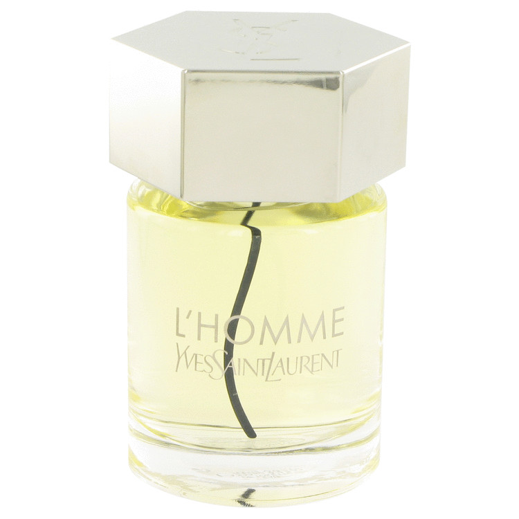 L'homme by Yves Saint Laurent for Men Eau De Toieltte Spray (Tester) 3.4 oz