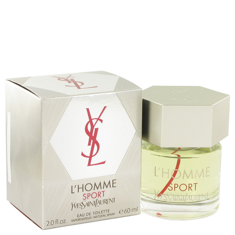 L'homme Sport Cologne by Yves Saint Laurent 60 ml EDT Spay for Men