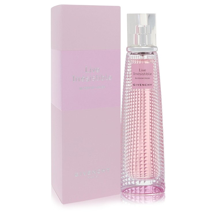 Live Irresistible Blossom Crush Perfume 75 ml EDT Spay for Women