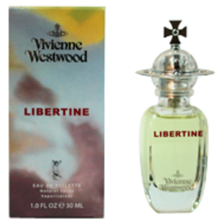 Libertine Perfume by Vivienne Westwood 1 oz EDT Spay for Women